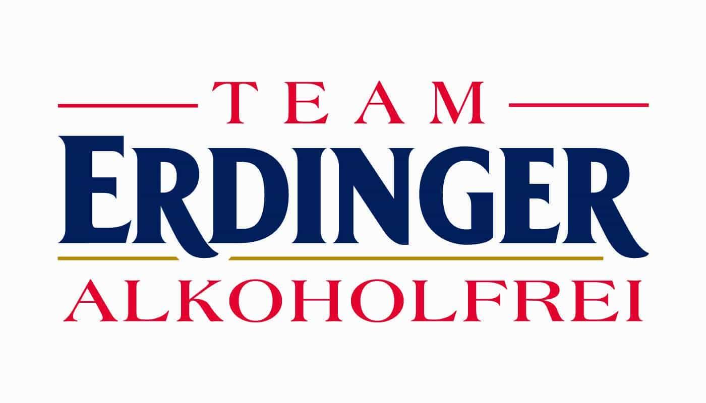 Logo Team Erdinger Alkoholfrei, ein Partner der Wallenborn Sporthopädie GmbH
