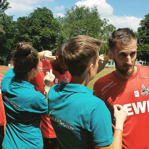 Laktattest 1. FC Köln